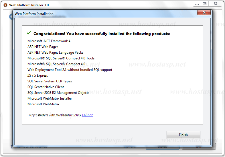 http://www.hostasp.net/articles/images/webmatrix/webmatrix-installation-complete_03.png