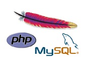 Apache Web server, MySQL hosting
