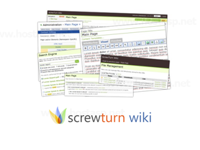ScrewTurn Wiki Hosting
